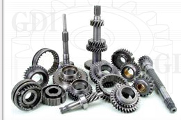 Gear Shafts Components